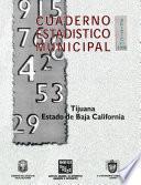 Tijuana Estado De Baja California. Cuaderno Estadístico Municipal 1998