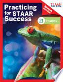libro Time For Kids Practicing For Staar Success: Reading: Grade 3 (spanish Version)