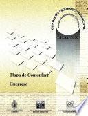 Tlapa De Comonfort Estado De Guerrero. Cuaderno Estadístico Municipal 2000