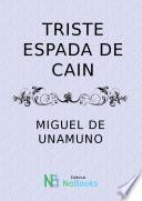 Triste Espada De Cain