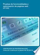 Uf1306   Pruebas De Funcionalidades Y Optimización De Páginas Web