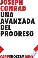 libro Una Avanzada Del Progreso