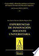 Universidad Y Educación Continua En El Marco Del Espacio Europeo De Educación Superior
