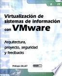 libro Virtualización De Sistemas De Información Con Vmware