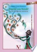 Vuela Con Verdi. Taller De Teatro Musical