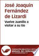 Vuelve Juanillo A Visitar A Su Tío