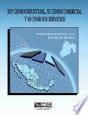 Xiv Censo Industrial, Xi Censo Comercial Y Xi Censo De Servicios. Censos Económicos, 1994. Estado De México