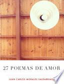 27 Poemas De Amor