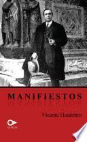 libro Manifiestos
