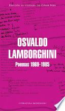 Poemas 1969 1985