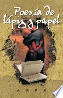 libro Poesía De Lápiz Y Papel