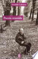 libro Poesía Reunida