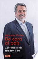 libro Alejandro Guillier. De Cara Al País