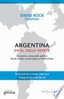 Argentina En El Siglo Veinte