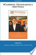 Capítulo 6 De #ciudadanos. Ciudadanos, ¿liberales O Socialdemócratas?