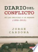 libro Diario Del Conflicto