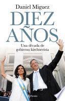 libro Diez Años