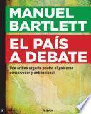 libro El País A Debate