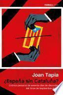 ¿españa Sin Cataluña?