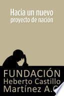 libro Hacia Un Nuevo Proyecto De Nación