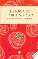 libro Historia De Oportunidades