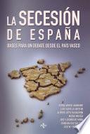 libro La Secesión De España