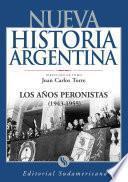 Los Años Peronistas (1943 1955)