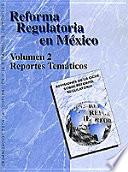 libro Reforma Regulatoria En México