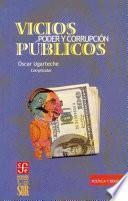 libro Vicios Públicos