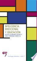 Inteligencia Emocional Y Educación