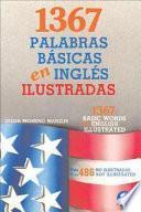 1367 Palabras Basicas En Ingles Ilustradas