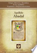 libro Apellido Abadal