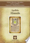 Apellido Abazolo