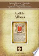 Apellido Albors