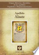 Apellido Alzate