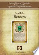 libro Apellido Bercero
