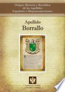 libro Apellido Borrallo