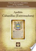 Apellido Cabanillas (extremadura)