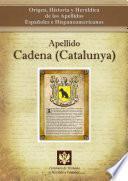 Apellido Cadena (catalunya)