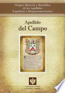 libro Apellido Del Campo