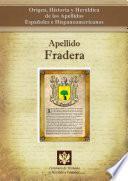 libro Apellido Fradera