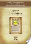 Apellido Lanzarote