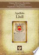 libro Apellido Llull
