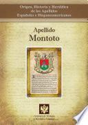libro Apellido Montoto
