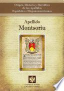 libro Apellido Montsoriu