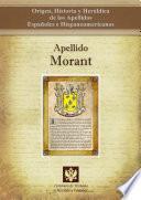 libro Apellido Morant
