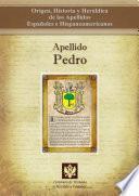 Apellido Pedro