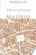 Enciclopedia De Madrid