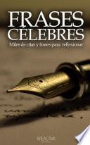 Frases Celebres