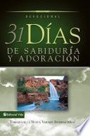 31 Días De Sabiduría Y Adoración
